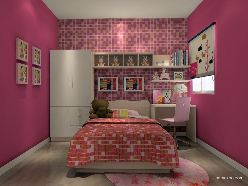 女孩的梦青少年房B7662