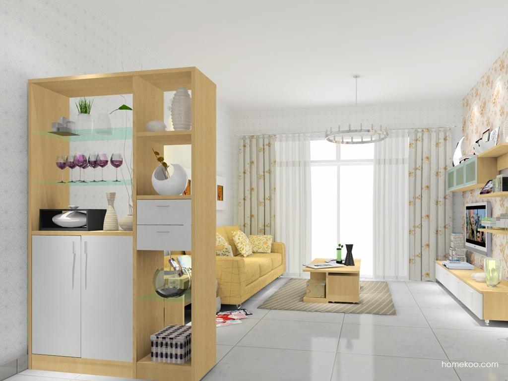 新实用主义客厅家具D7764