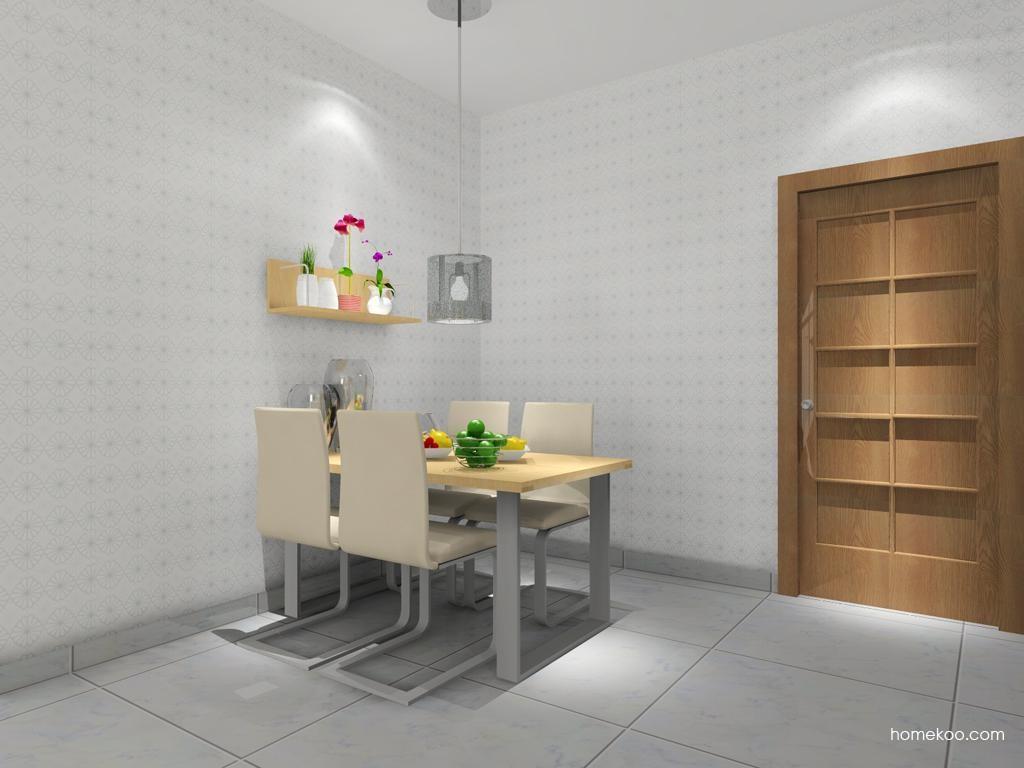 新实用主义餐厅家具E7765