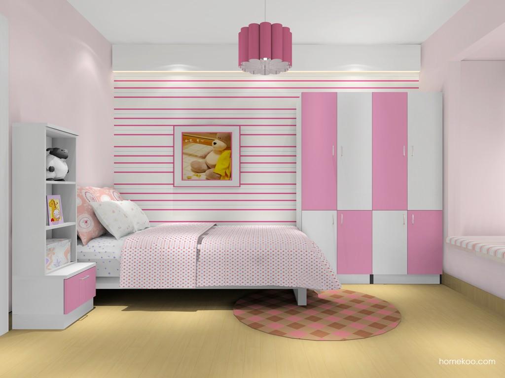 女孩的梦青少年房B7671