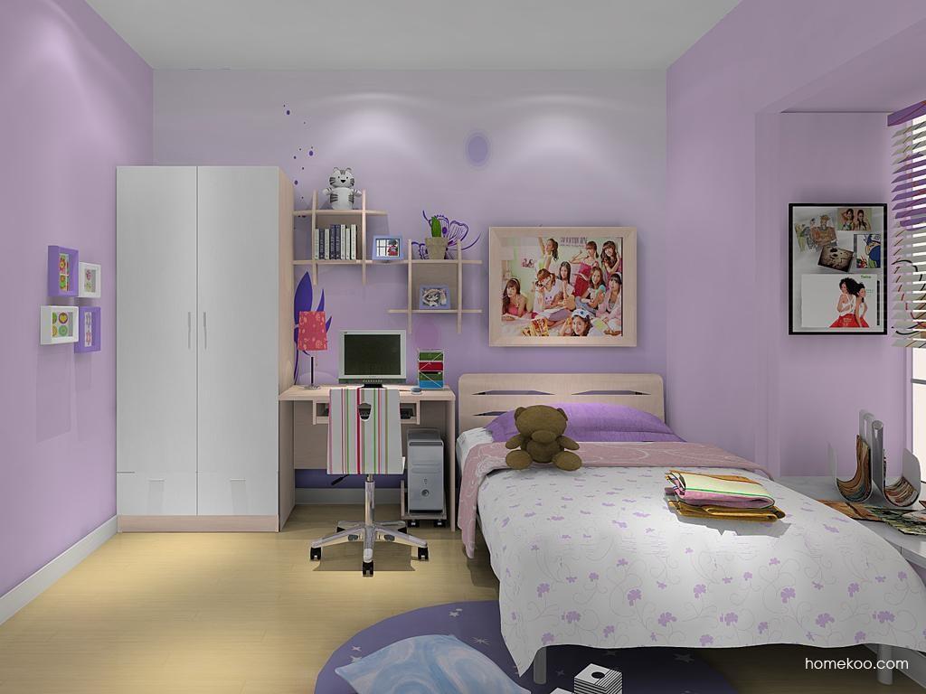 女孩的梦青少年房B7668