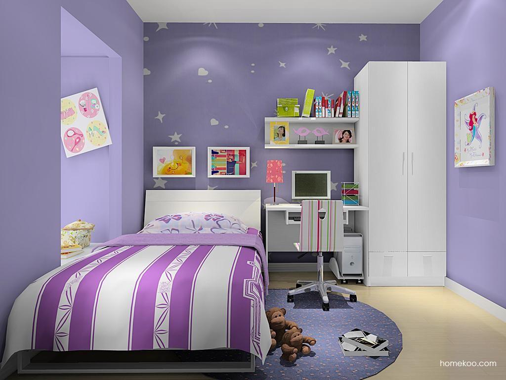 女孩的梦青少年房B7669
