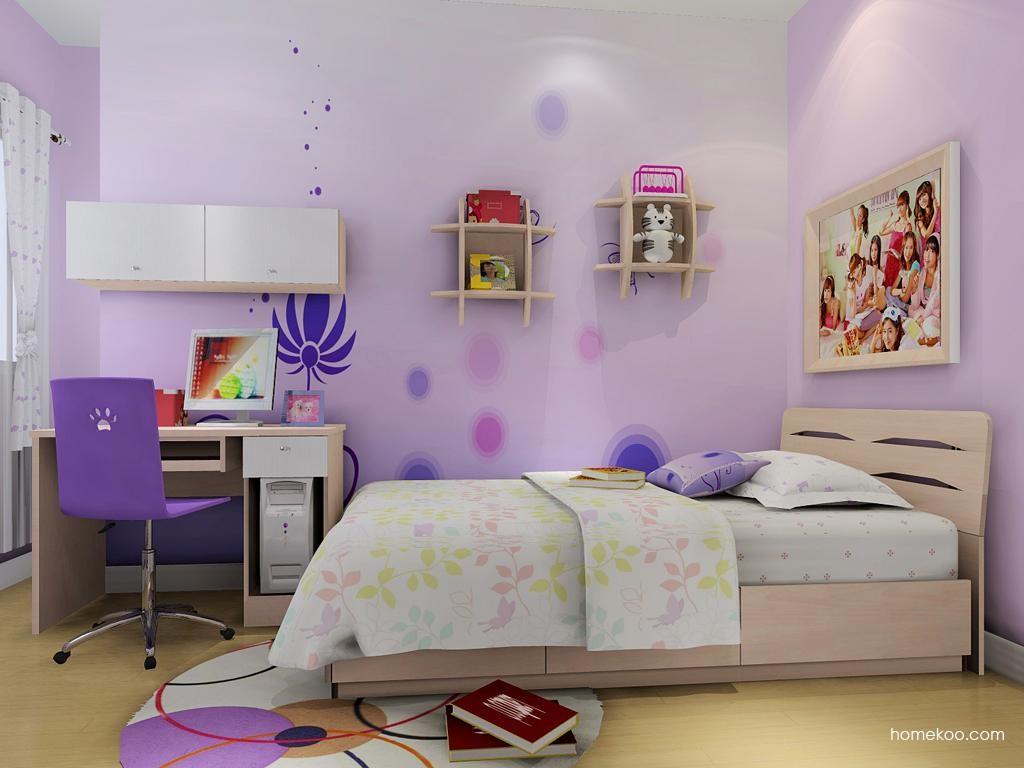 女孩的梦青少年房B7677