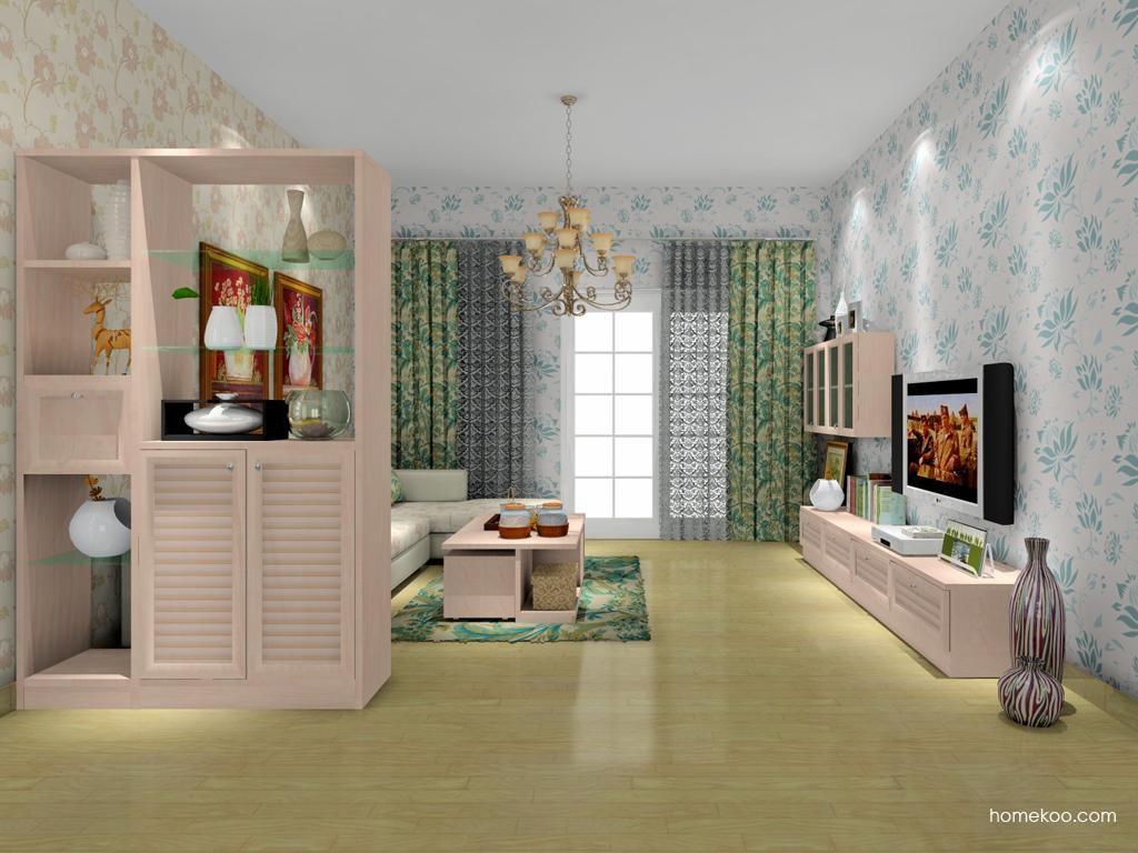 北欧阳光客厅家具D7771