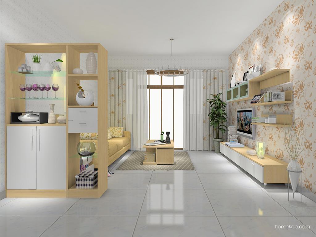 新实用主义客厅家具D7772