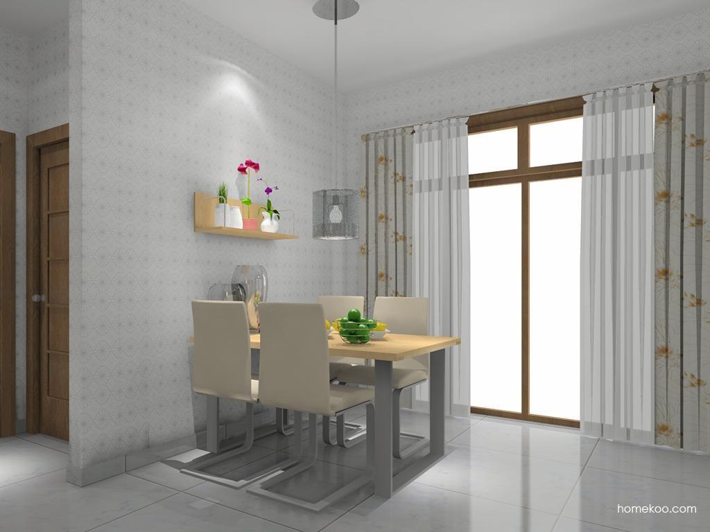 新实用主义餐厅家具E7773