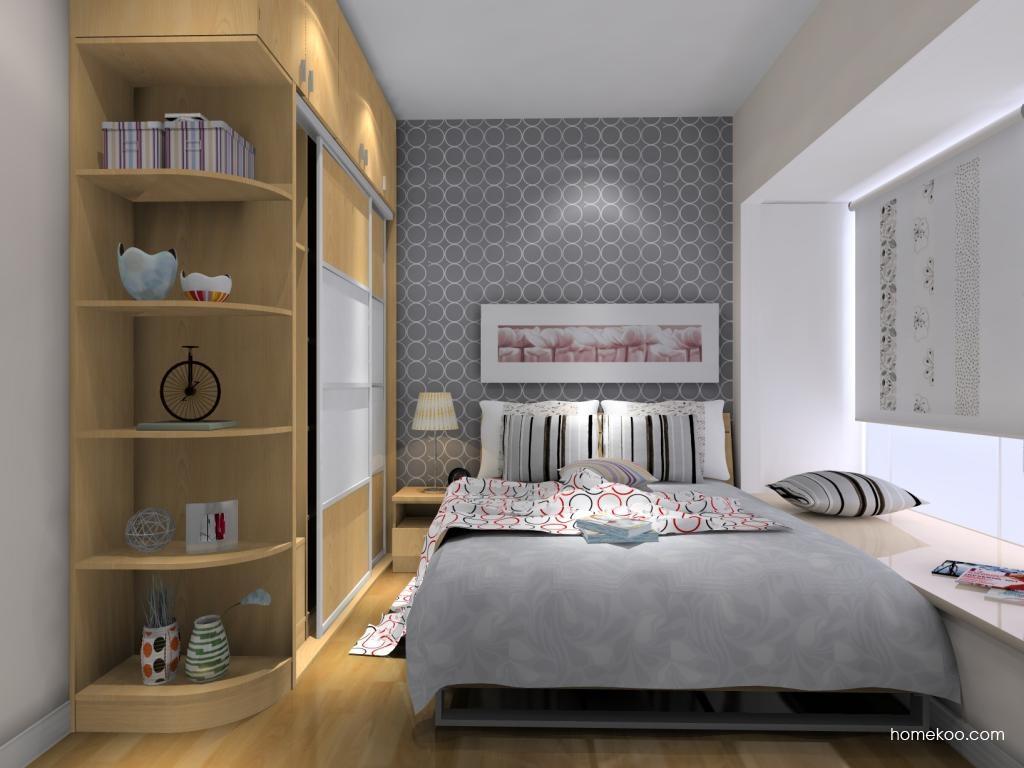 新实用主义卧房家具A8402