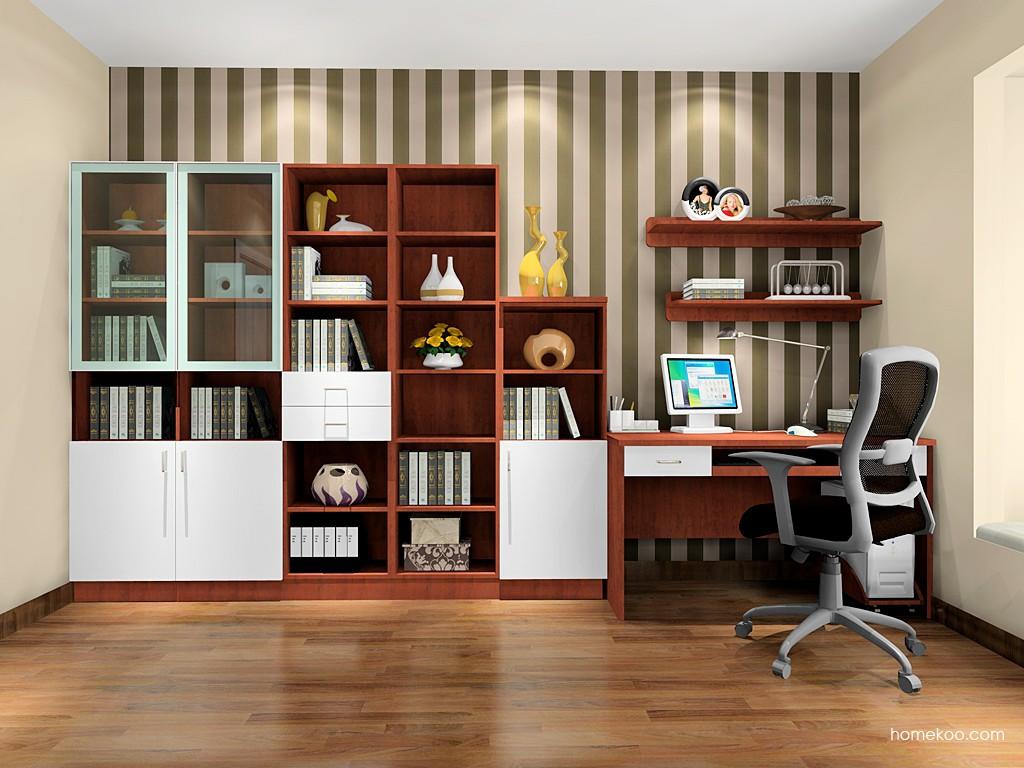 新实用主义书房家具C0139