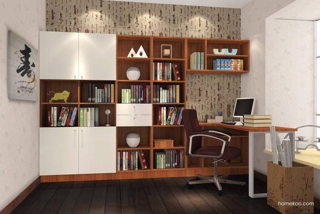 书房家具C0107