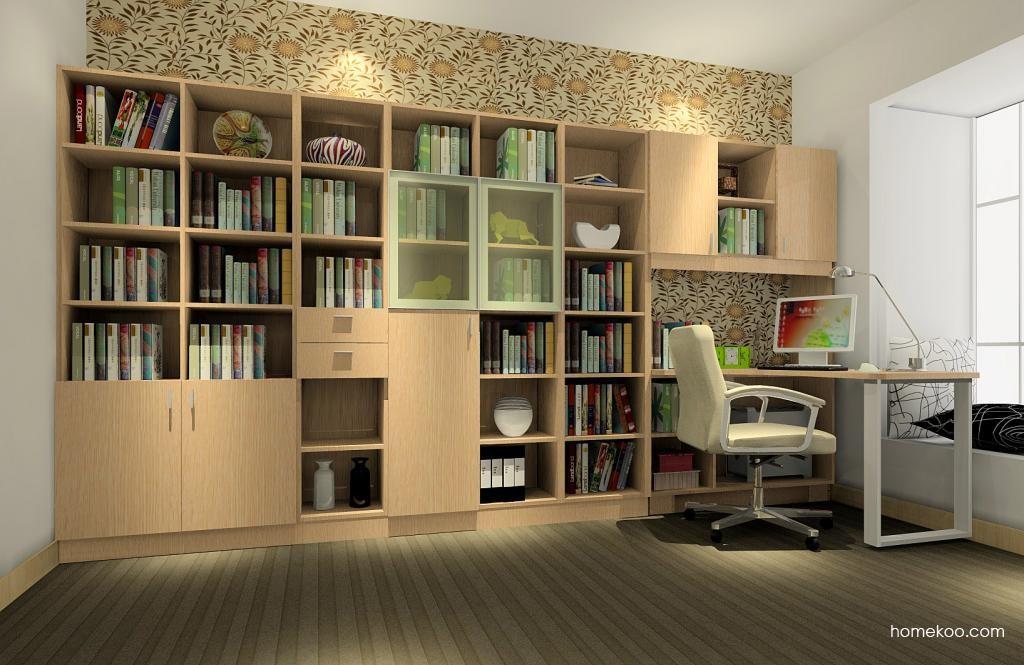 书房家具C0109