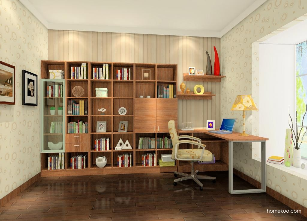 书房家具C0112