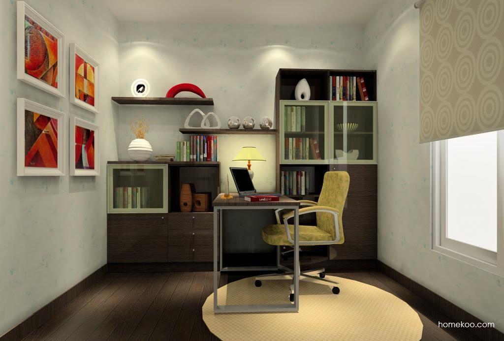 书房家具C0115