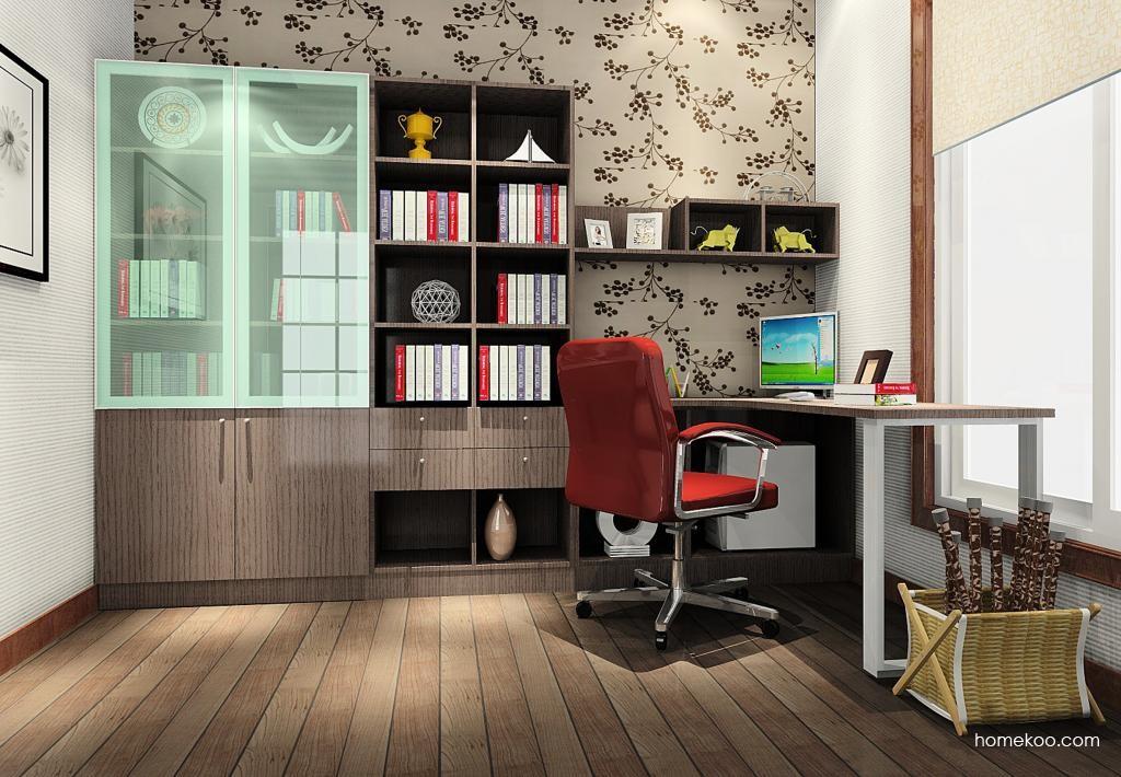 书房家具C0122