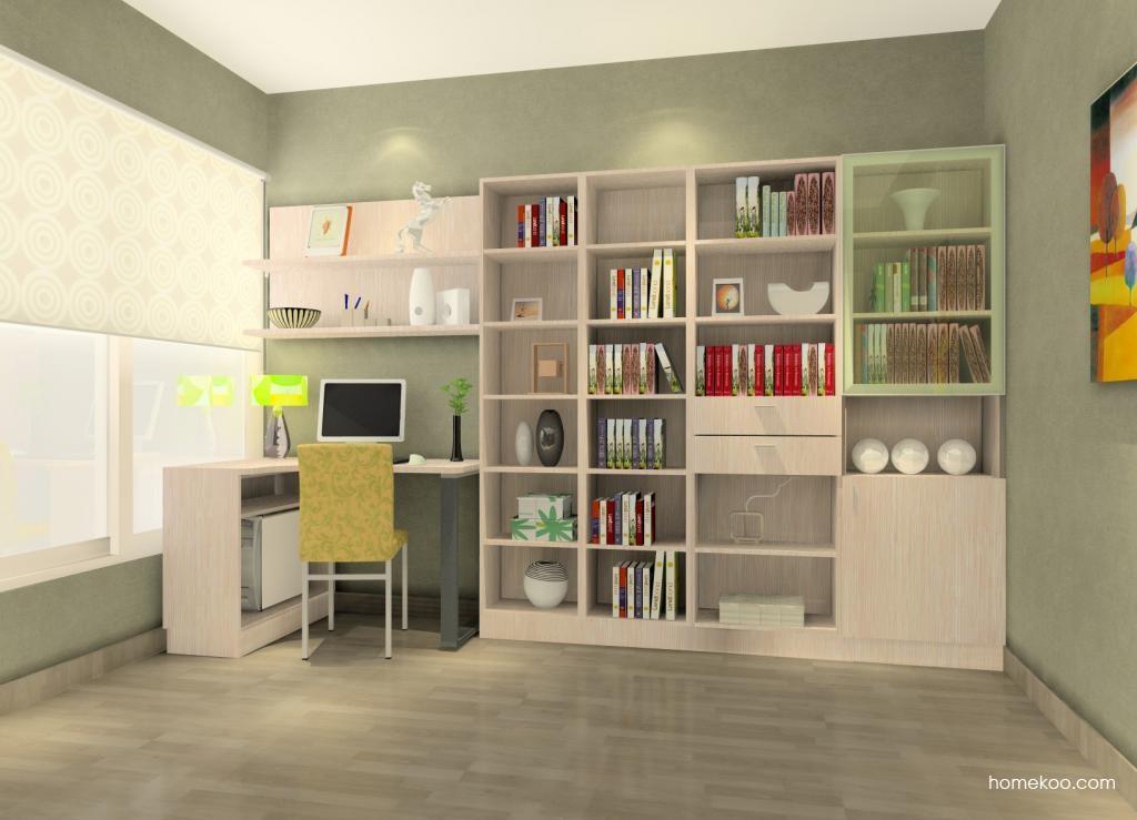 书房家具C8586