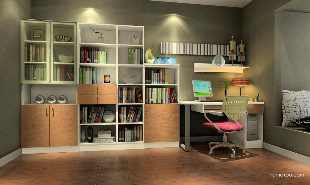 书房家具C8652
