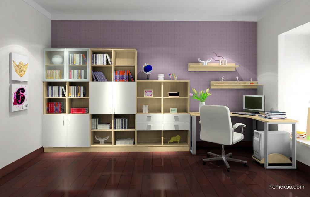 书房家具C8864