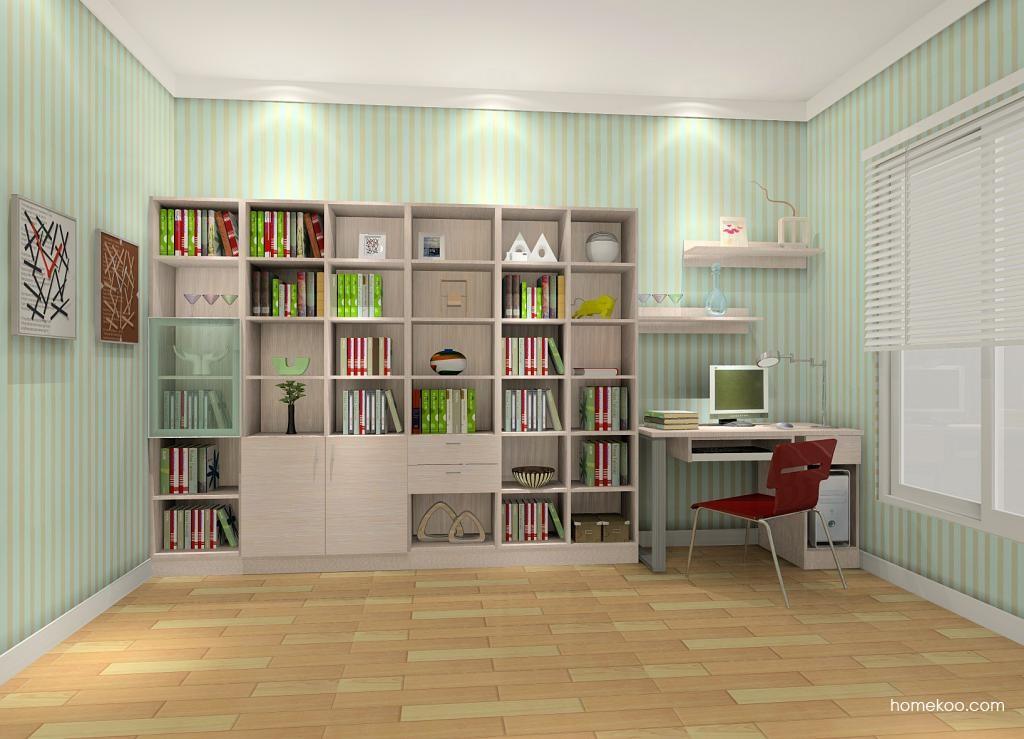 书房家具C8804
