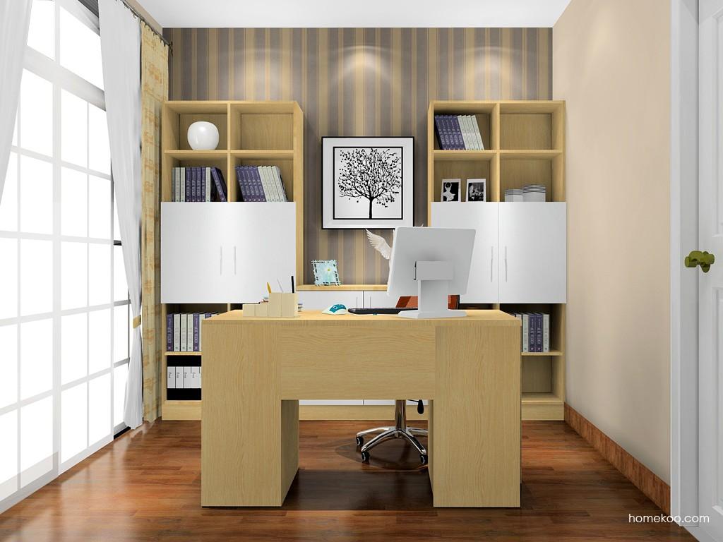 新实用主义书房家具C0889