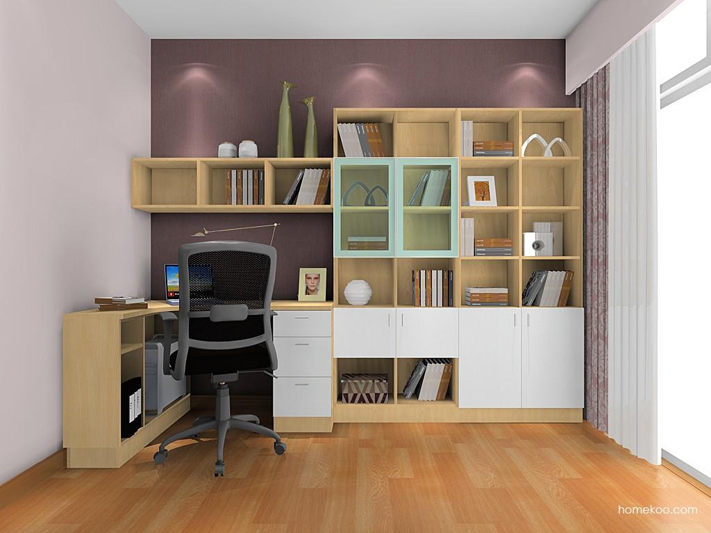 新实用主义书房家具C0900