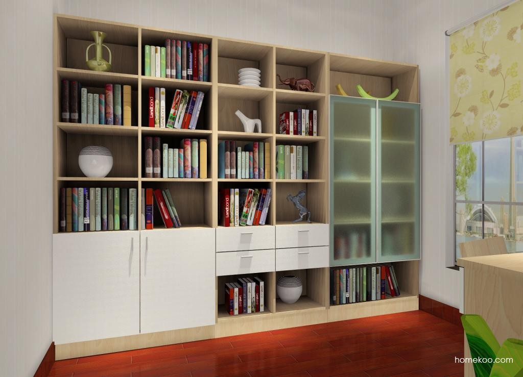 书房家具C0897