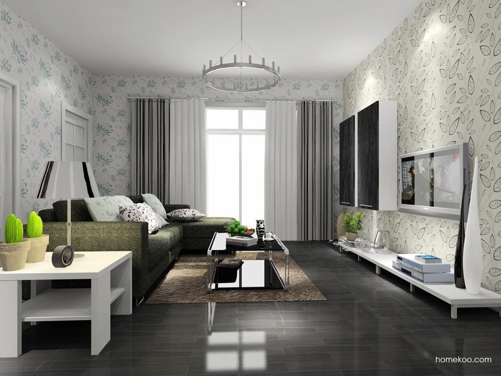 简约主义客厅家具D7777