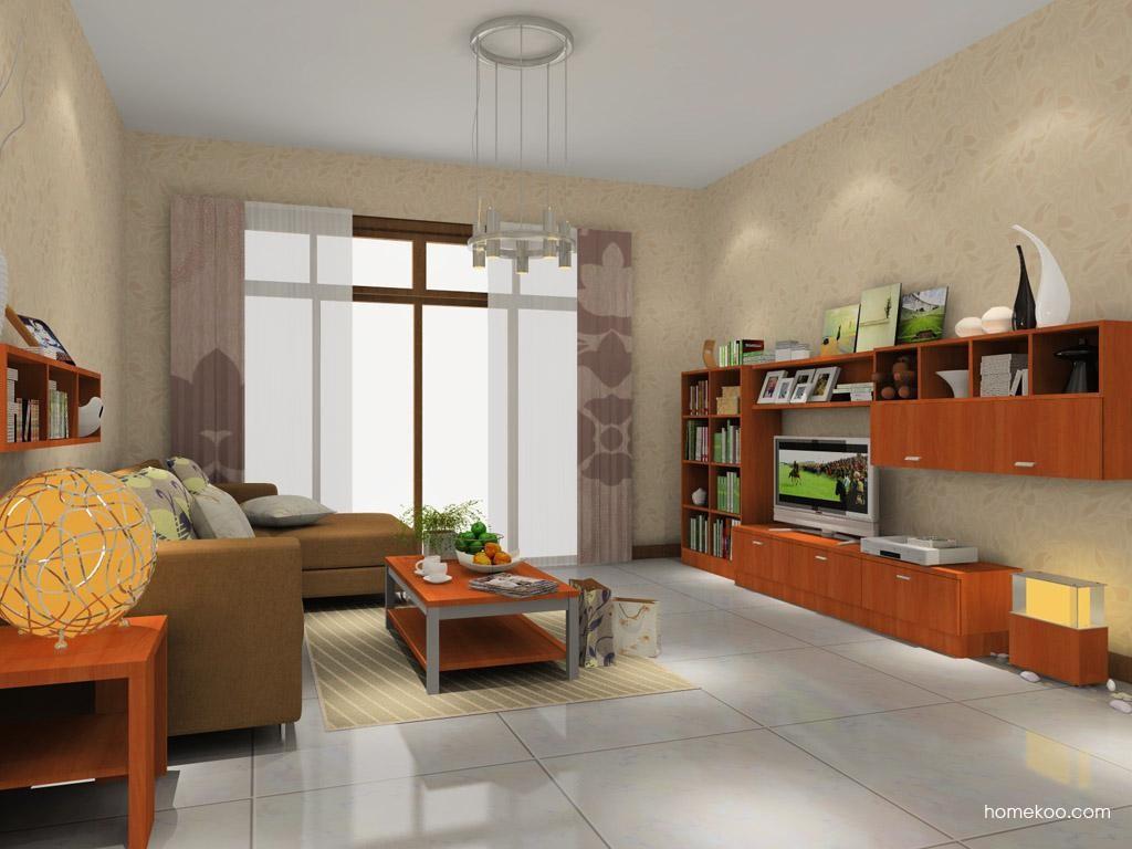 新实用主义客厅家具D7781