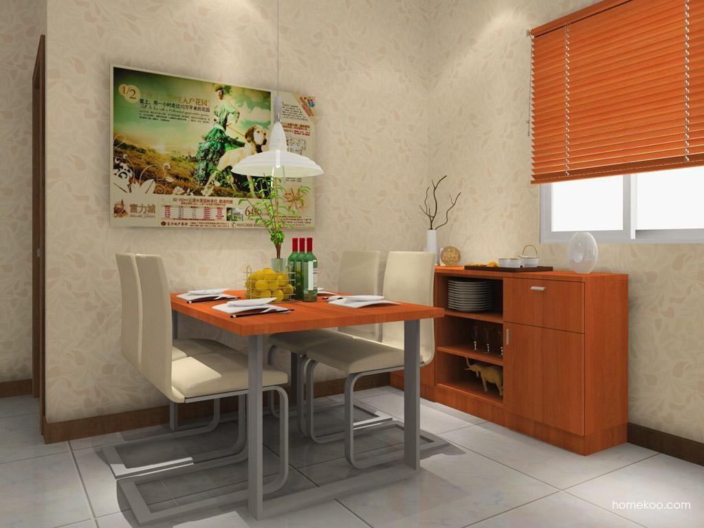 新实用主义餐厅家具E7782