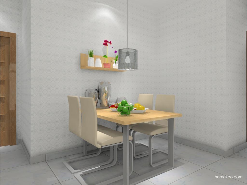 新实用主义餐厅家具E7785