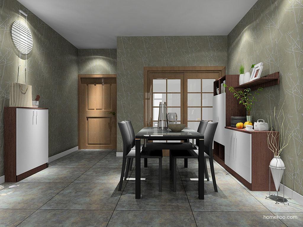 新实用主义餐厅家具E7786