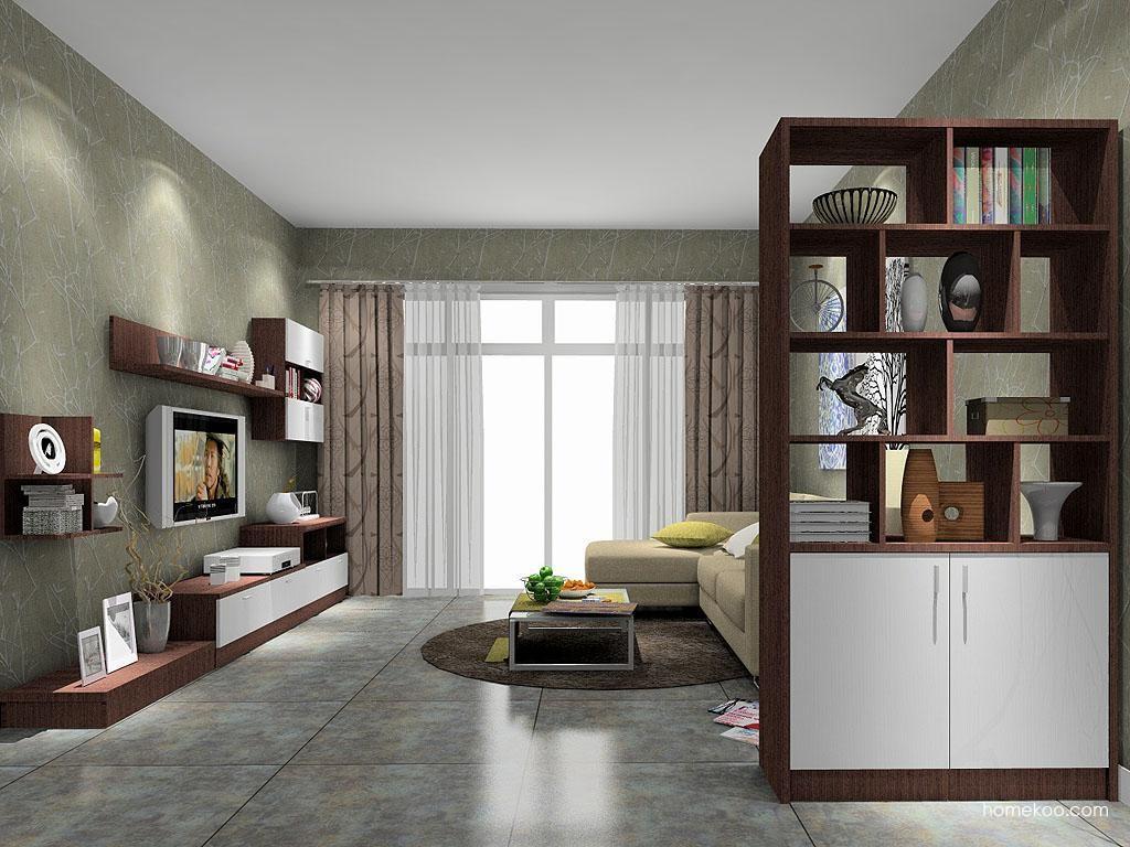 新实用主义客厅家具D7785