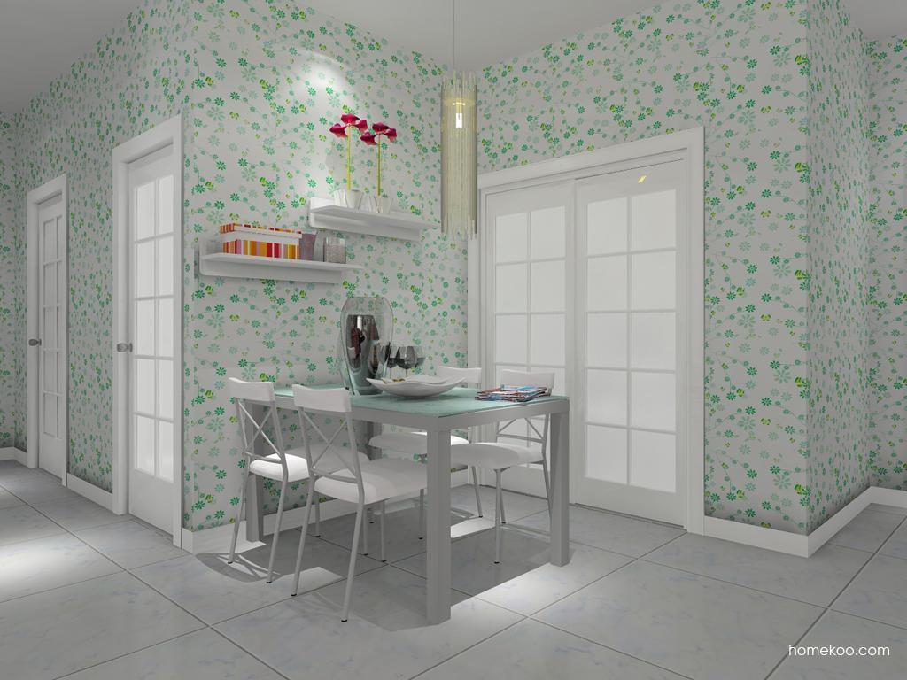 浪漫主义餐厅家具E7787