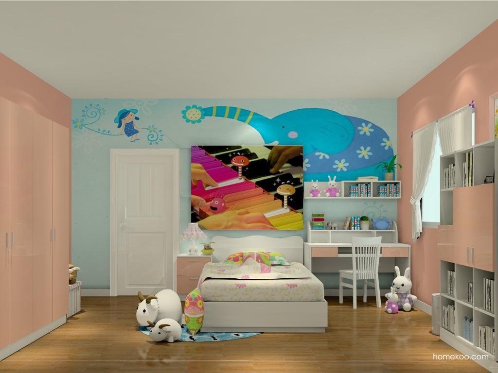 女孩的梦青少年房B7697