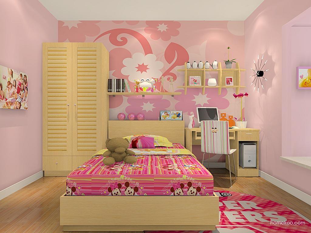 女孩的梦青少年房B7699