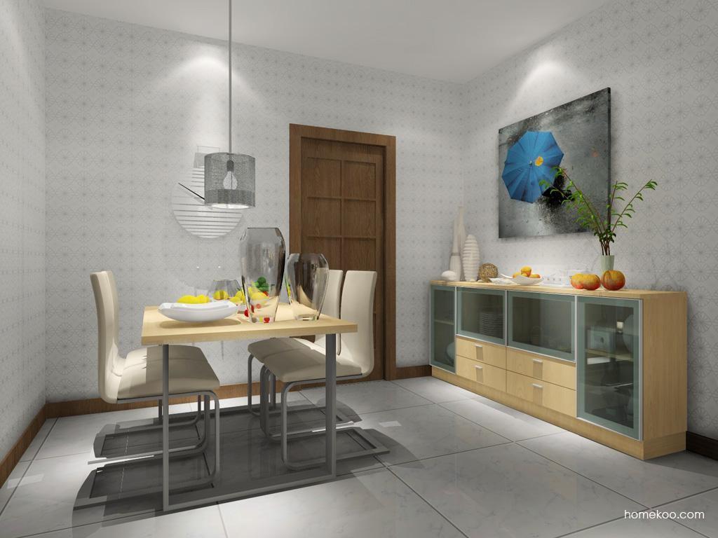 新实用主义餐厅家具E7793