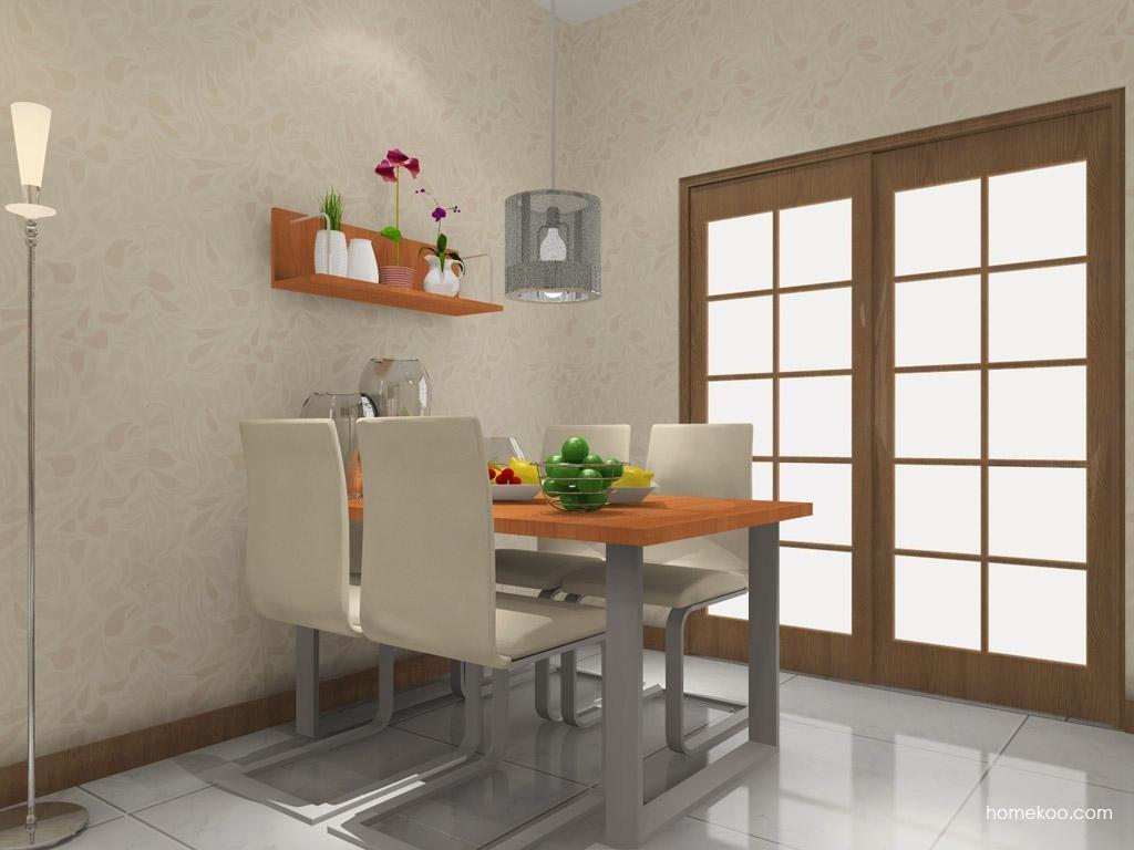 新实用主义餐厅家具E7798