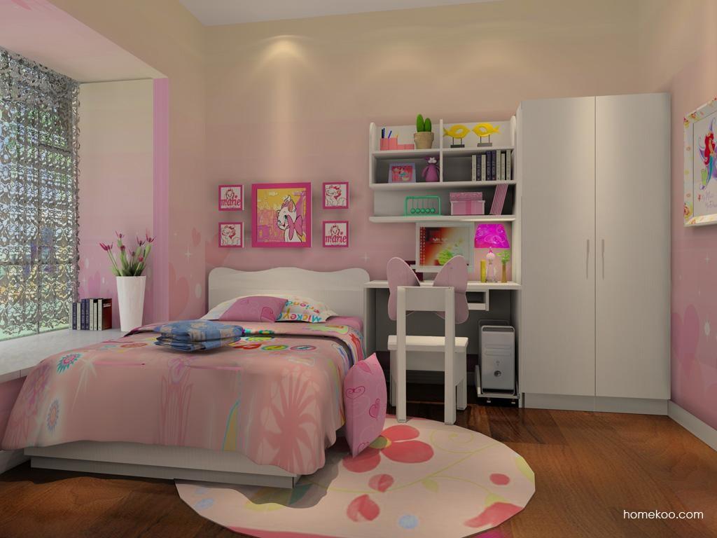 女孩的梦青少年房B7707