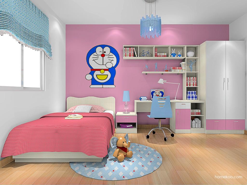 女孩的梦青少年房B7718