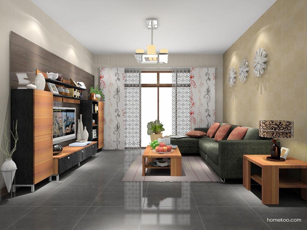 德国森林客厅家具D7806