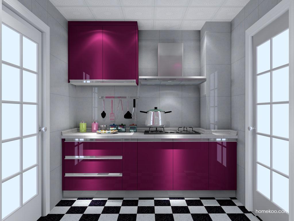 紫晶魅影橱柜F9220