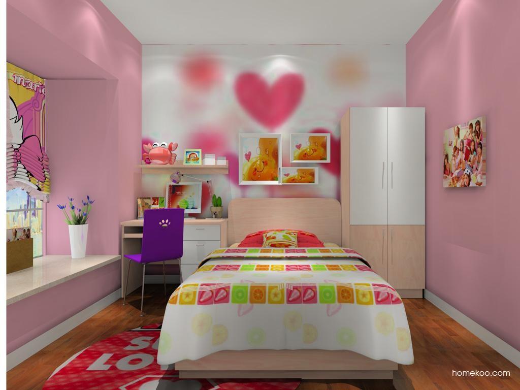 女孩的梦青少年房B7739