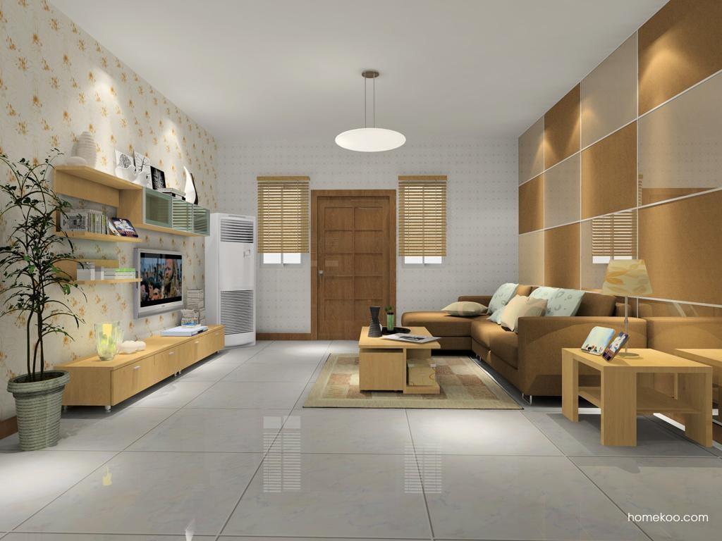 新实用主义客厅家具D7814