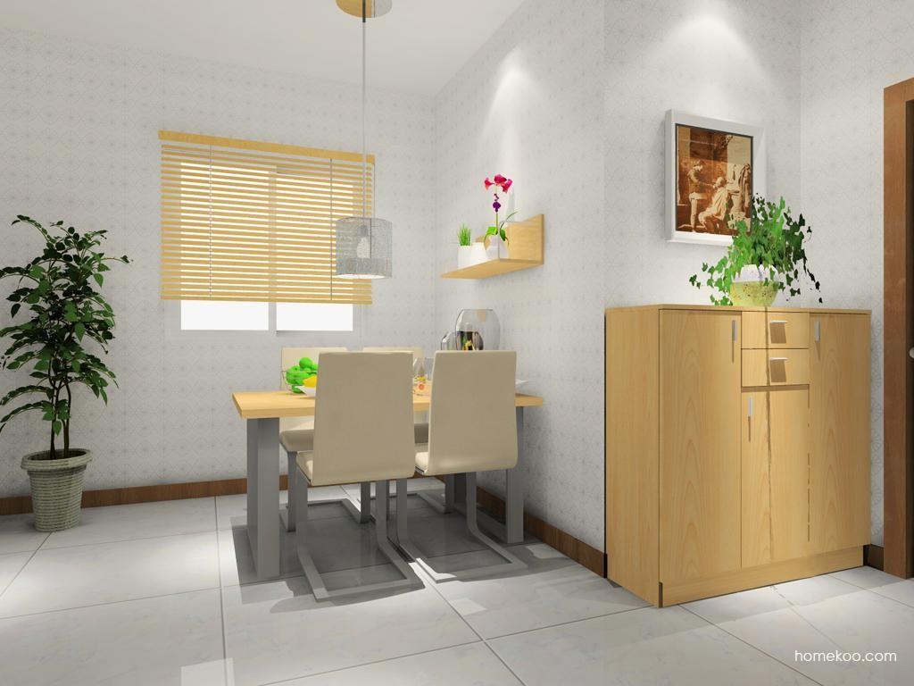 新实用主义餐厅家具E7815