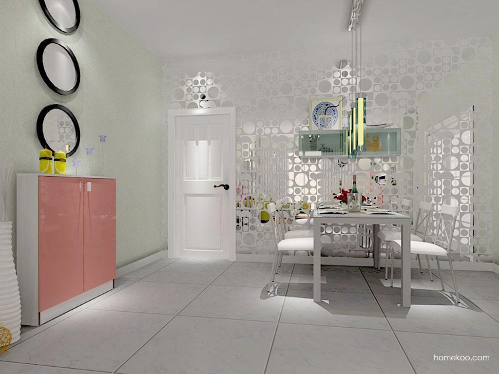 浪漫主义餐厅家具E7817