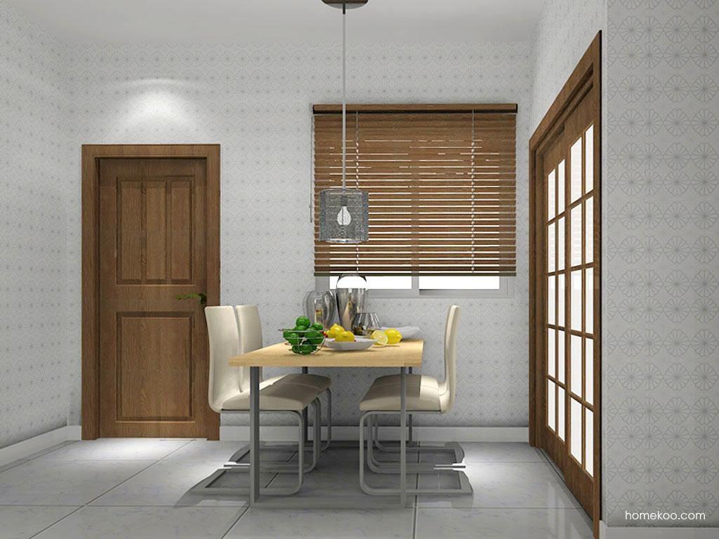 新实用主义餐厅家具E7820