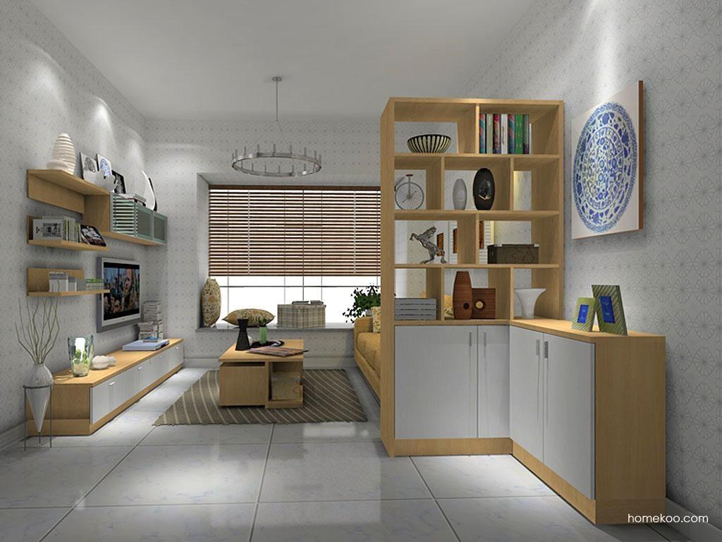 新实用主义客厅家具D7819