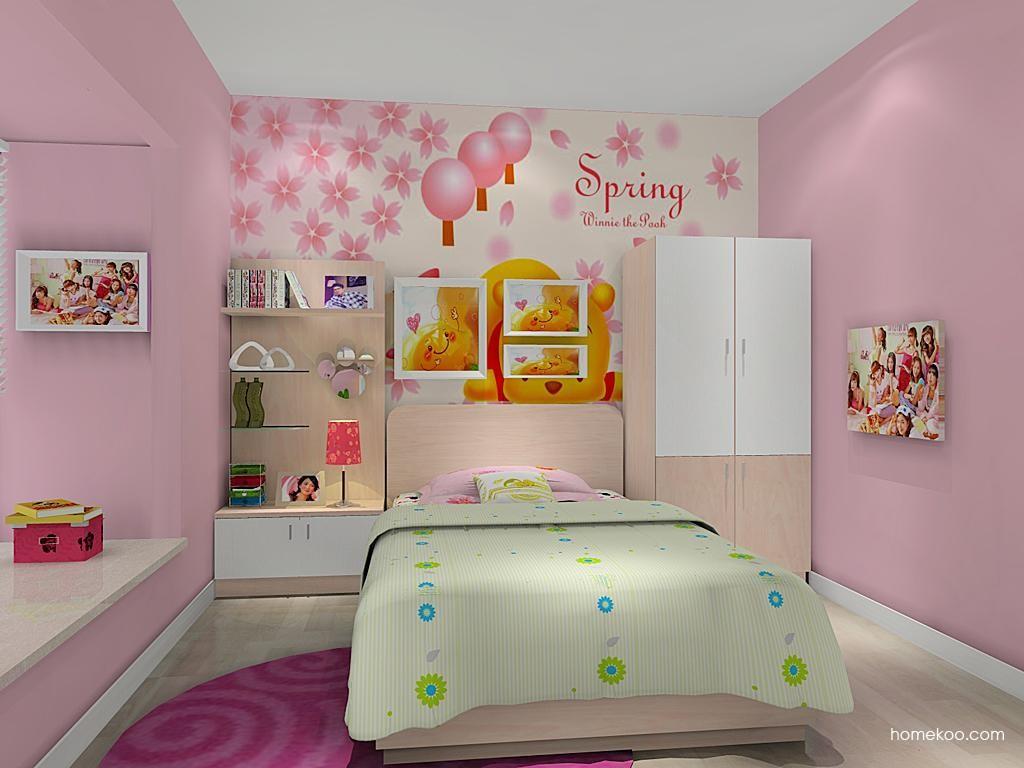 女孩的梦青少年房B7768