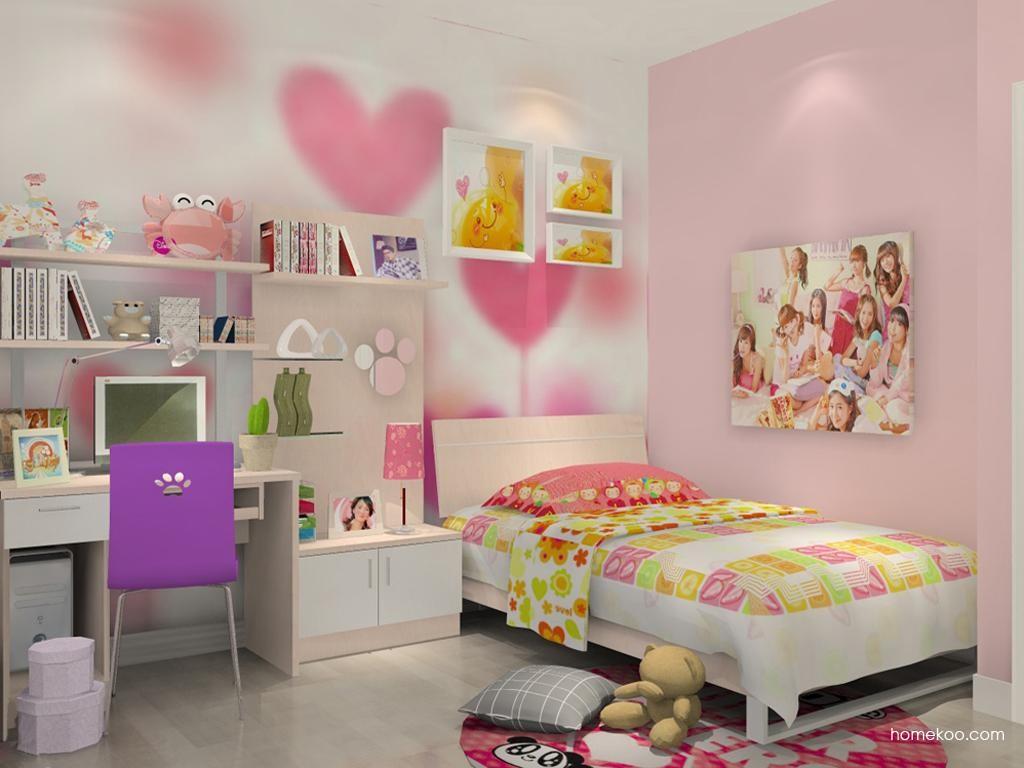 女孩的梦青少年房B7771