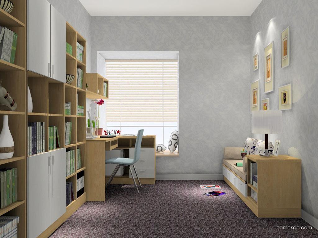 新实用主义书房家具C8030