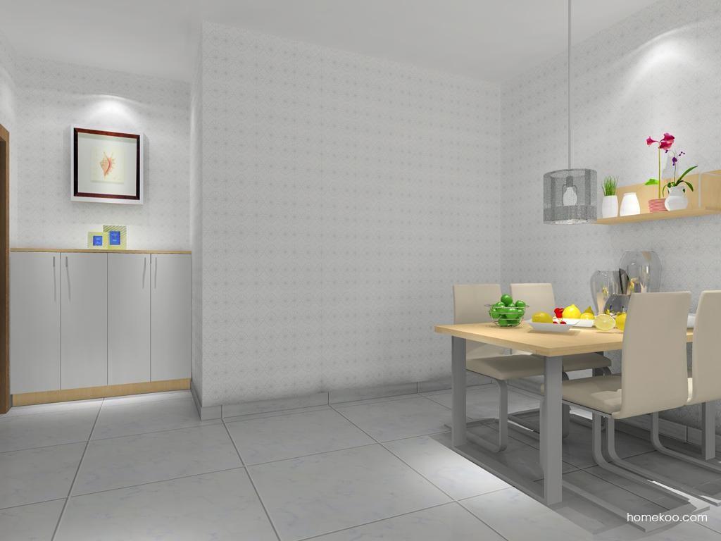 新实用主义餐厅家具E7844