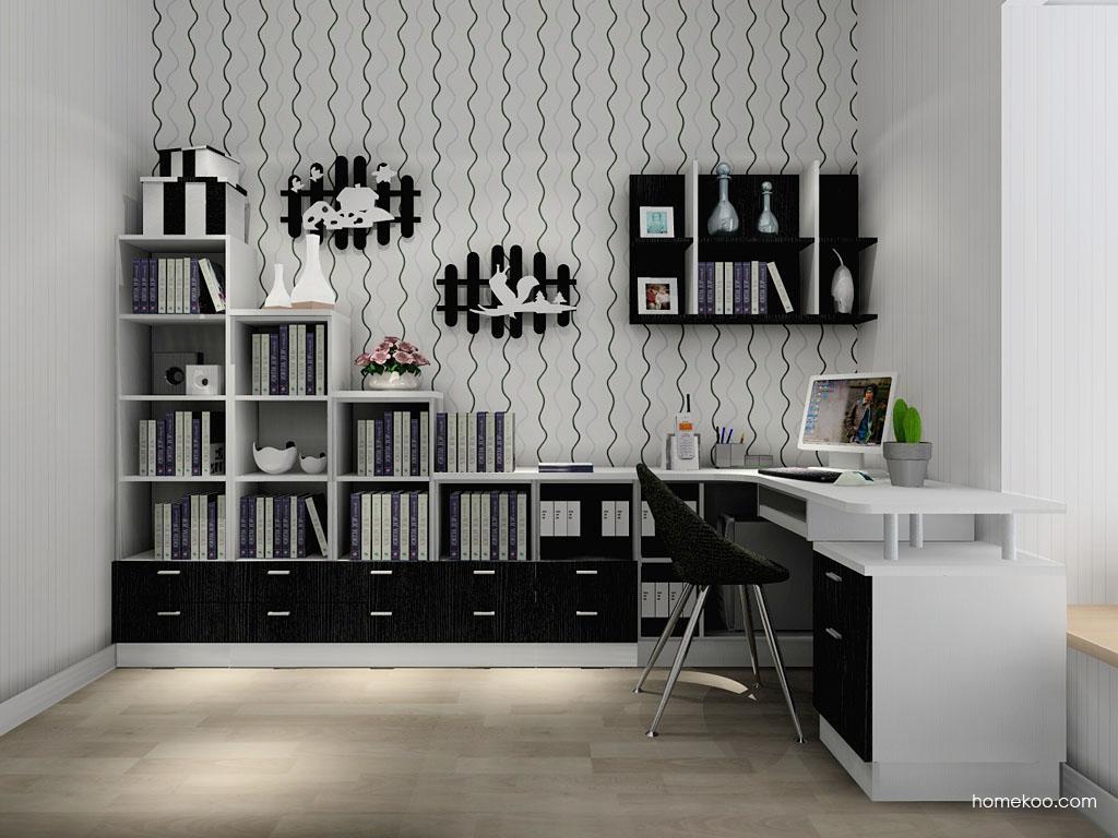 简约主义书房家具C8038